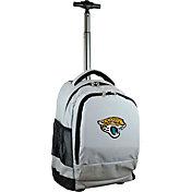 Mojo Jacksonville Jaguars Wheeled Premium Grey Backpack