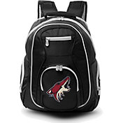 Mojo Arizona Coyotes Colored Trim Laptop Backpack