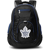 Mojo Toronto Maple Leafs Colored Trim Laptop Backpack