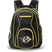 Mojo Nashville Predators Colored Trim Laptop Backpack