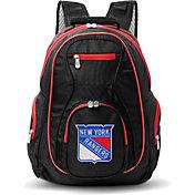 Mojo New York Rangers Colored Trim Laptop Backpack