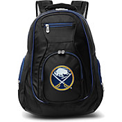 Mojo Buffalo Sabres Colored Trim Laptop Backpack