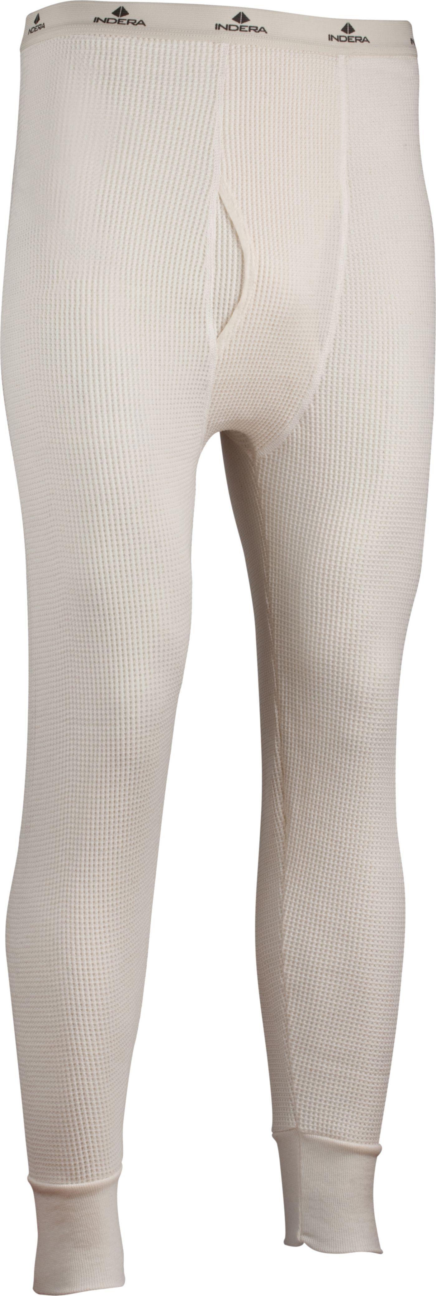 Indera Men's Maximum Weight Thermal Ankle Length Pants