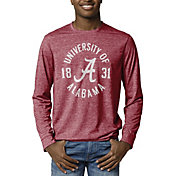 League-Legacy Men's Alabama Crimson Tide Crimson Reclaim Tri-Blend Long Sleeve T-Shirt