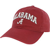 League-Legacy Men's Alabama Crimson Tide Crimson Relaxed Twill Adjustable Hat