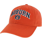 League-Legacy Men's Auburn Tigers Orange Relaxed Twill Adjustable Hat