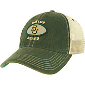 League-Legacy Men's Baylor Bears Green Old Favorite Adjustable Trucker Hat
