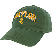 League-Legacy Men's Baylor Bears Green Relaxed Twill Adjustable Hat