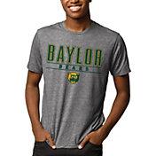 League-Legacy Men's Baylor Bears Grey Reclaim Tri-Blend T-Shirt