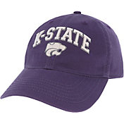 League-Legacy Men's Kansas State Wildcats Purple Relaxed Twill Adjustable Hat