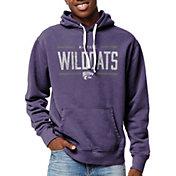 League-Legacy Men's Kansas State Wildcats Purple Stadium Hoodie