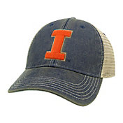 League-Legacy Men's Illinois Fighting Illini OFA Trucker Hat