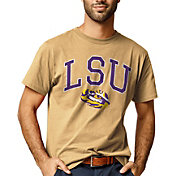 League-Legacy Men's LSU Tigers Gold All American T-Shirt