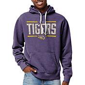 League-Legacy Men's LSU Tigers Purple Stadium Hoodie