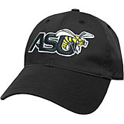 League-Legacy Men's Alabama State Hornets Relaxed Twill Adjustable Black Hat