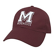 League-Legacy Men's Morehouse College Maroon Tigers EZA Adjustable Hat