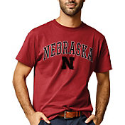 League-Legacy Men's Nebraska Cornhuskers Scarlet All American T-Shirt