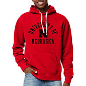 League-Legacy Men's Nebraska Cornhuskers Scarlet Stadium Hoodie