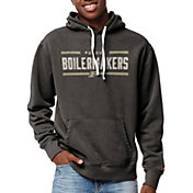 League-Legacy Men's Purdue Boilermakers Stadium Black Hoodie