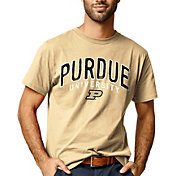 League-Legacy Men's Purdue Boilermakers Old Gold All American T-Shirt