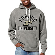 League-Legacy Men's Purdue Boilermakers Grey Stadium Hoodie