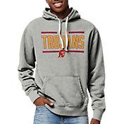 League-Legacy Men's USC Trojans Grey Stadium Hoodie