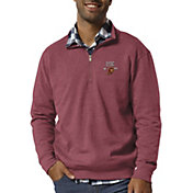 League-Legacy Men's USC Trojans Cardinal Heritage Quarter-Zip Shirt