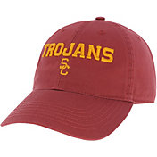 League-Legacy Men's USC Trojans Cardinal Relaxed Twill Adjustable Hat