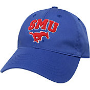 League-Legacy Men's Southern Methodist Mustangs EZA Adjustable Hat