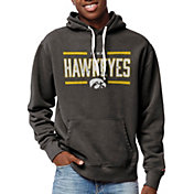 League-Legacy Men's Iowa Hawkeyes Stadium Black Hoodie