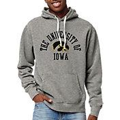 League-Legacy Men's Iowa Hawkeyes Grey Stadium Hoodie