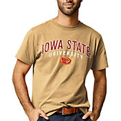 League-Legacy Men's Iowa State Cyclones Gold All American T-Shirt
