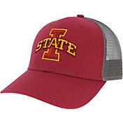 League-Legacy Men's Iowa State Cyclones Cardinal Lo-Pro Adjustable Trucker Hat
