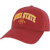 League-Legacy Men's Iowa State Cyclones Cardinal Relaxed Twill Adjustable Hat