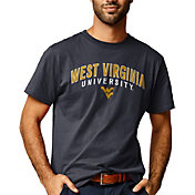 League-Legacy Men's West Virginia Mountaineers Blue All American T-Shirt
