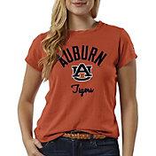 League-Legacy Women's Auburn Tigers Orange ReSpin T-Shirt