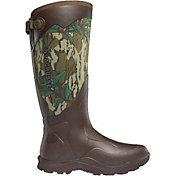 LaCrosse Men's Alpha Agility 17'' Mossy Oak Green Leaf Hunting Boots