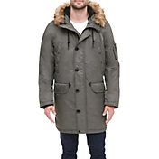 Levi's Men's Flight Satin Full Length Parka