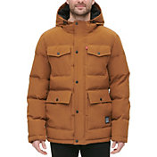 Levi's Men's Arctic Cloth Hooded Parka