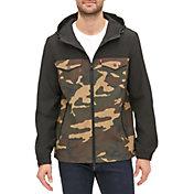 Levi's Men's Arctic Cloth Hooded Rain Jacket