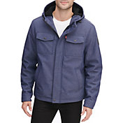 Levi's Men's Softshell Hooded Trucker Jacket
