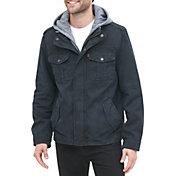 Levi's Men's Sherpa Lined Hooded Utility Jacket