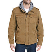 Levi's Men's Sherpa Lined Hooded Utility Jacket