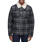 Levi's Men's Wool Blend Trucker Jacket
