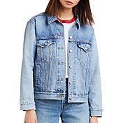 Levi's Women's Premium Ex-Boyfriend Trucker Jacket