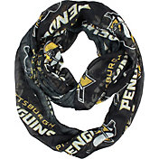 Little Earth Pittsburgh Penguins Infinity Scarf