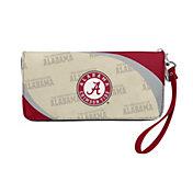 Little Earth Alabama Crimson Tide Zip Organizer Wallet