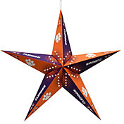 Little Earth Clemson Tigers Star Lantern