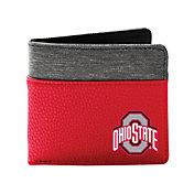 Little Earth Ohio State Buckeyes Pebble Bi-fold Wallet