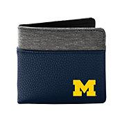 Little Earth Michigan Wolverines Pebble Bi-fold Wallet